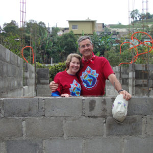 One couple changing lives around the world